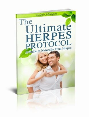 treatments and symptoms of herpes book