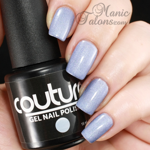 Couture Gel Polish Share My Yacht Swatch