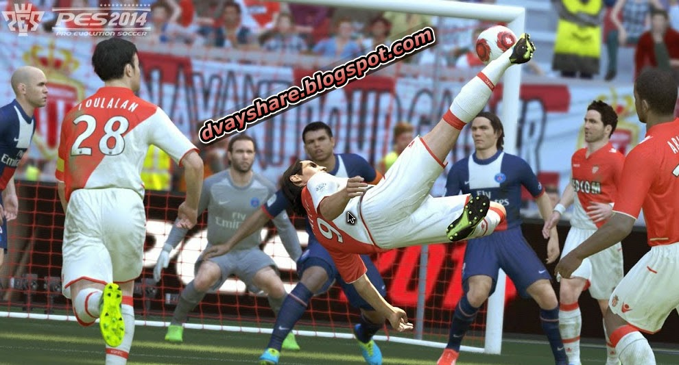 dvayshare: PES Pro Evolution Soccer 2014 Full Game PC