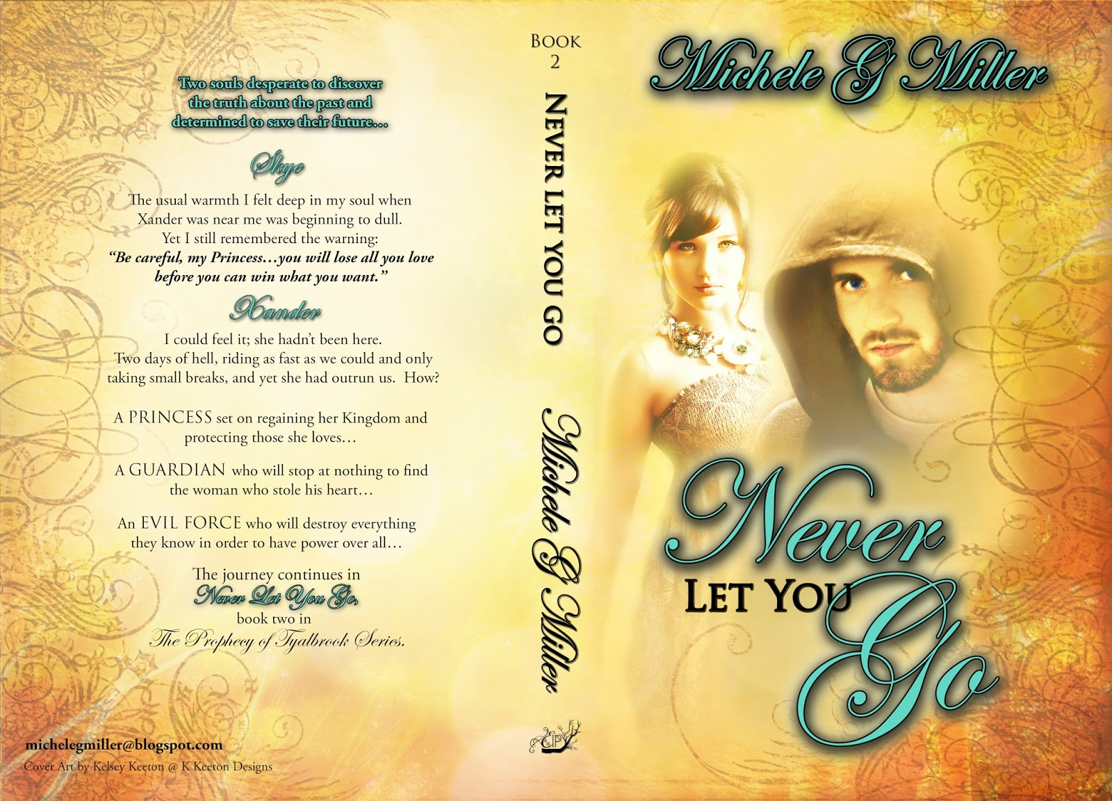 Never Let You Go print cover