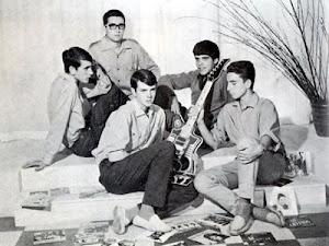El primer grupo musical para Camilo Sesto