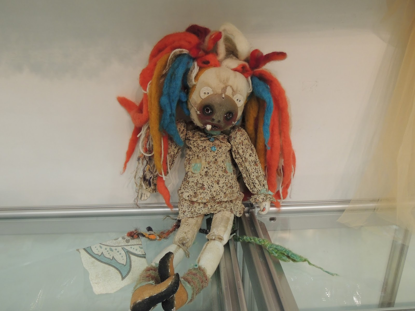 куклы,выставка,тишинка,салон,москва,чудики,страшилка