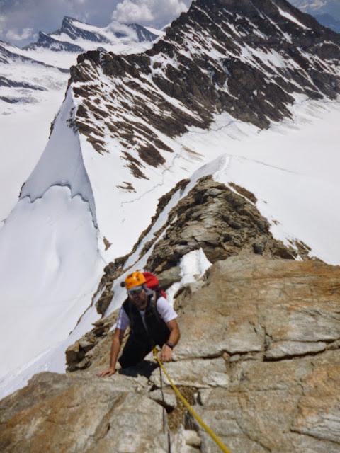Oberland Bernes:Monch-Jungfrau