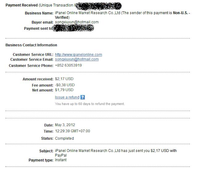 ipanel, ipanel online, ipanel online indonesia, bukti pembayaran, payment proof, pembayaran pertama