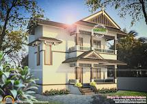 1308 Sq Ft. House Plan
