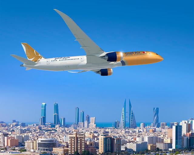 É MAIS QUE VOAR | Gulf Air anunciou conversão de ordem em Bahrain Air Show