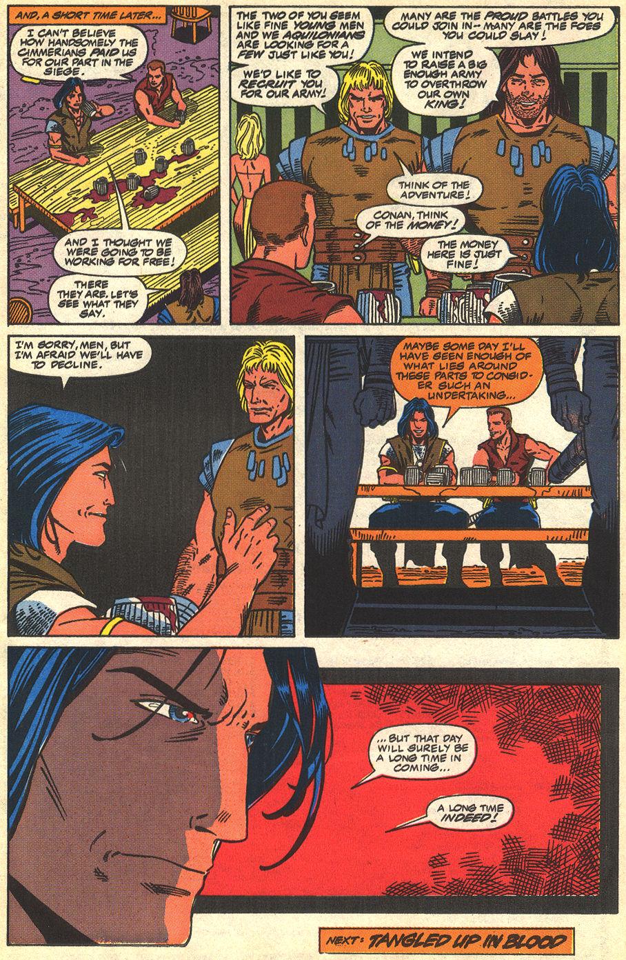 Conan the Barbarian (1970) Issue #235 #247 - English 24