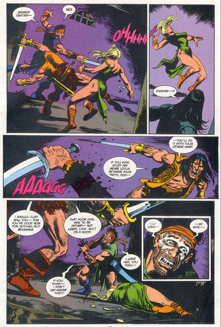 Conan the Barbarian (1970) Issue #273 #285 - English 12