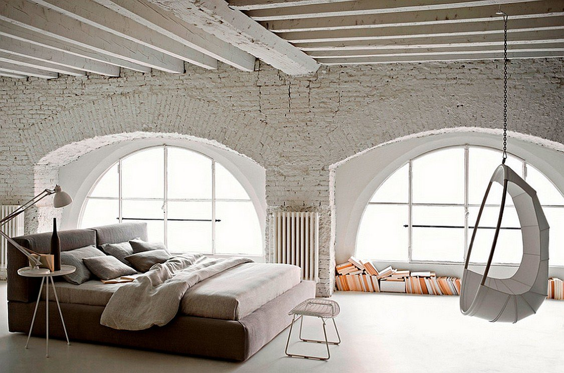 Industrial Bedrooms   Design Inspiration