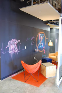 Inside facebook office