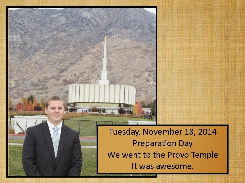 November 18, 2014