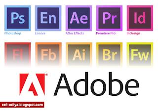 Harga Produk-Produk Adobe CC Creative Cloud Lengkap