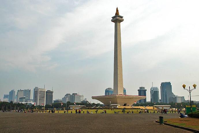 Monumento Nacional de Yakarta