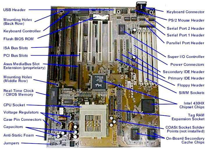 Tech Guru: COMPUTER HARDWARE BASICS