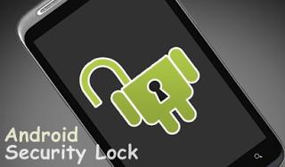 cara menjaga keamanan pada ponsel android