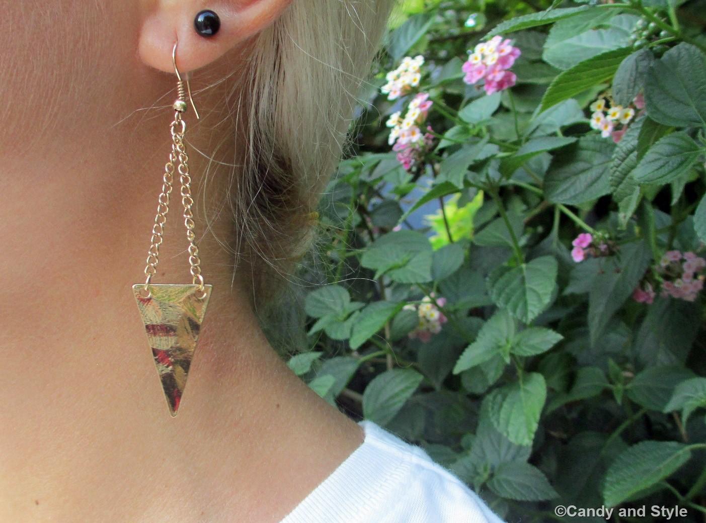 Earrings - Details