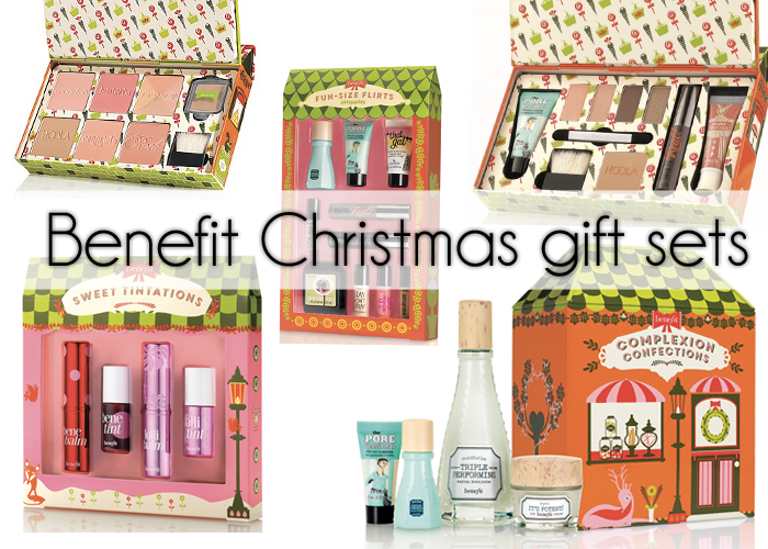 flutter and sparkle: Christmas beauty: Benefit sweet shoppe gift ...