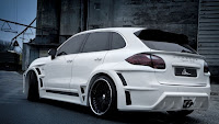 Porsche Cayenne Turbo by ASMA