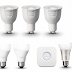 New HomeKit-enabled Philips Hue lights and bridge box already available to buy online