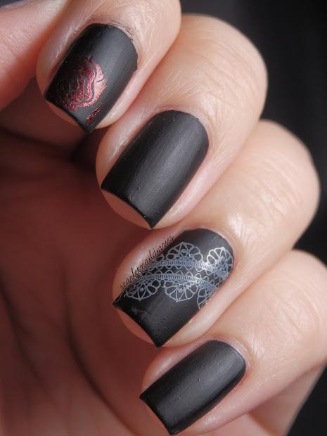 scarlet nail diaries gothic