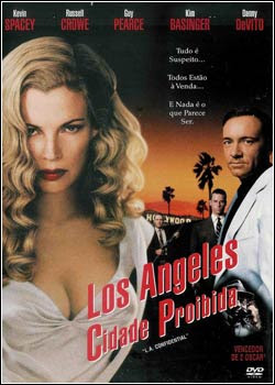 Download - Los Angeles Cidade Proibida DVDRip RMVB - Legendado