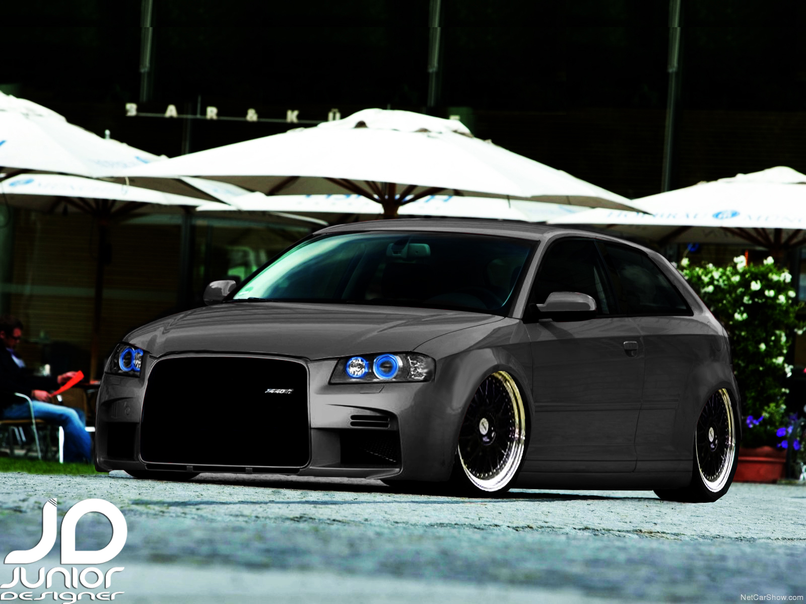 Junior Designer Audi A3 Tuning