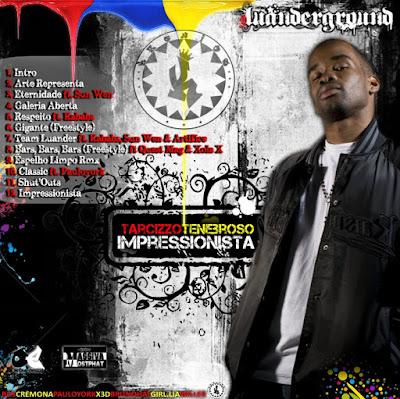 Rap Angolano - Impressionista Mixtape - Download