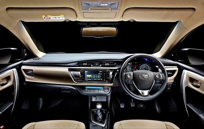 Toyota corolla altis grand 2015 price in pakistan specs - 2014 toyota corolla interior features ...