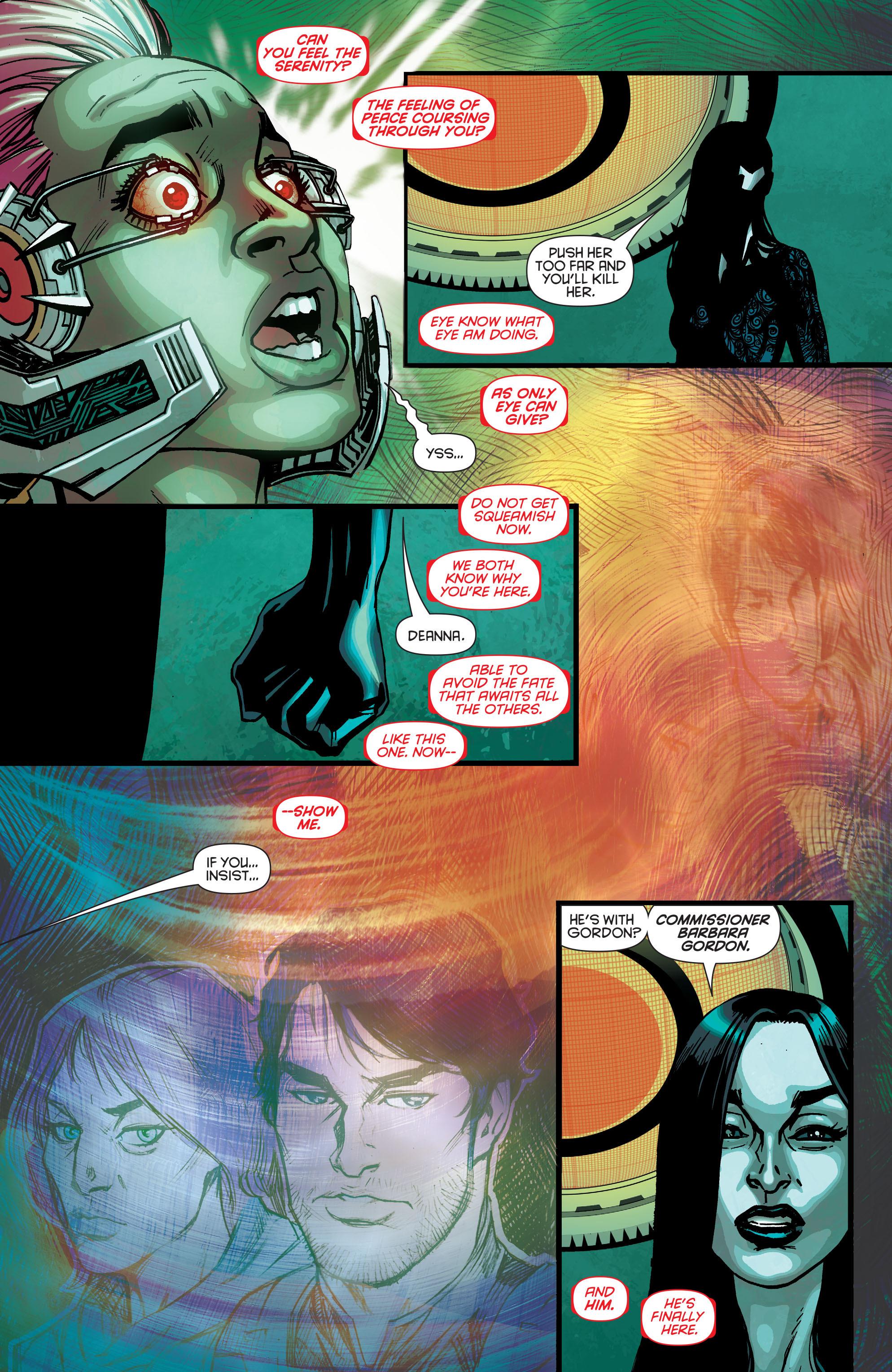 Batman Beyond (2015) Issue #2 #2 - English 12