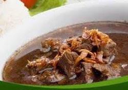 Resep Praktis masakan khas ala surabaya Rawon Lezat