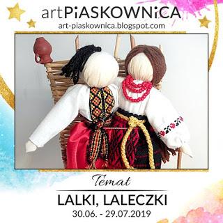 Art-piaskownica - muñecas