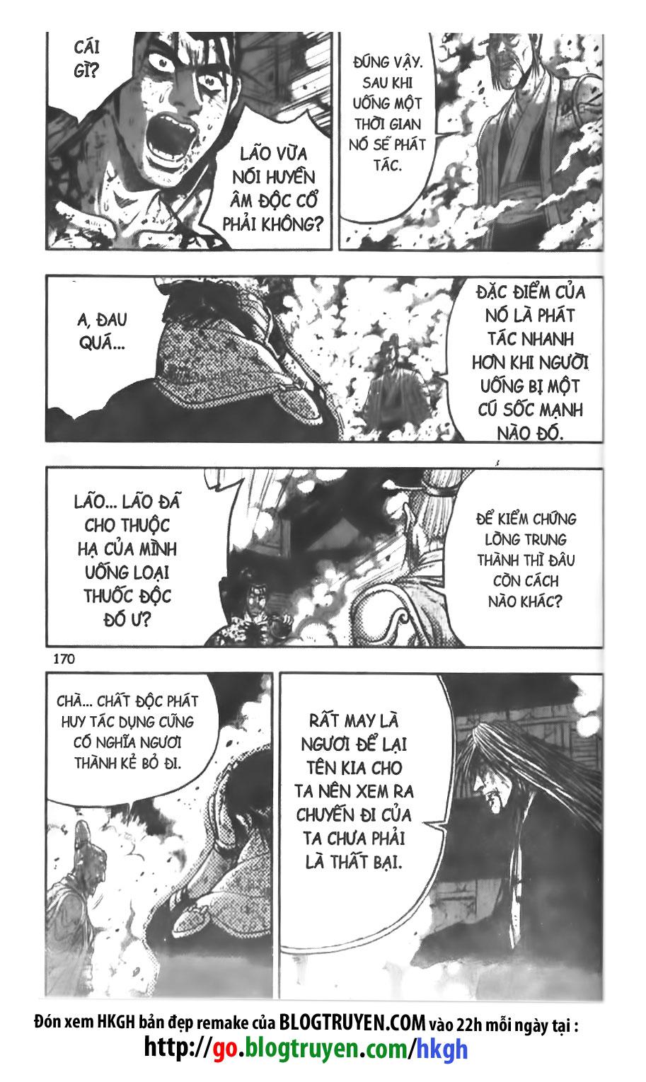 Hiệp Khách Giang Hồ chap 355 Trang 19 - Mangak.info