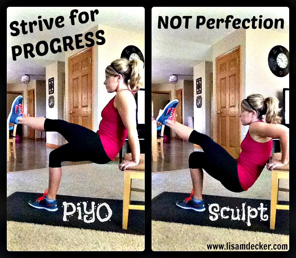 PiYO, PiYO Workouts