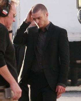 Justin Timberlake: Preocupado por caída de cabello