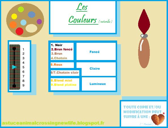 Coiffure animal crossing new leaf votre nouveau blog - Animal crossing new leaf salon de coiffure ...