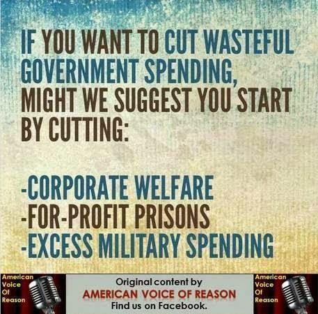 Corporate Welfare Meme