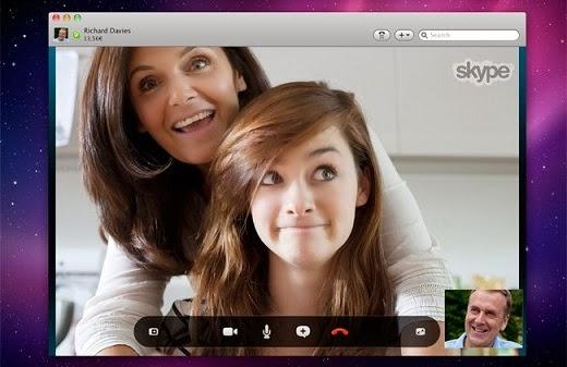 fomento de la comunicación gracias a Skype