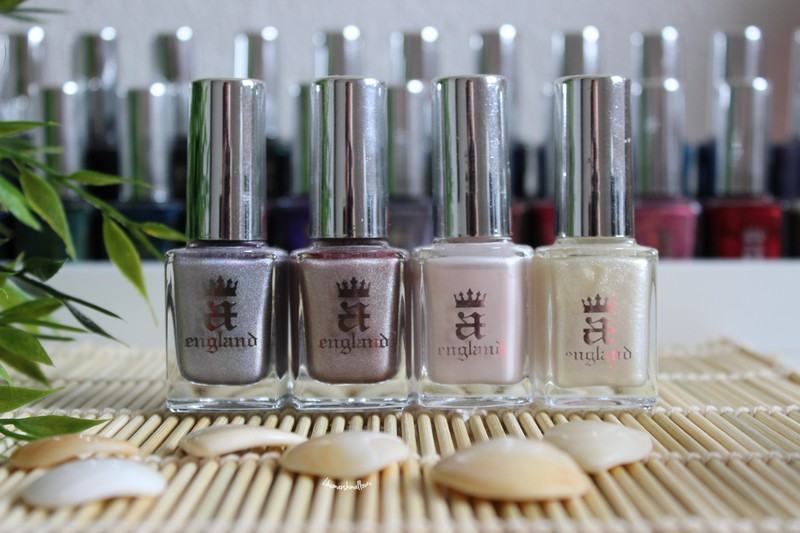 #Défi du lundi : nude nails