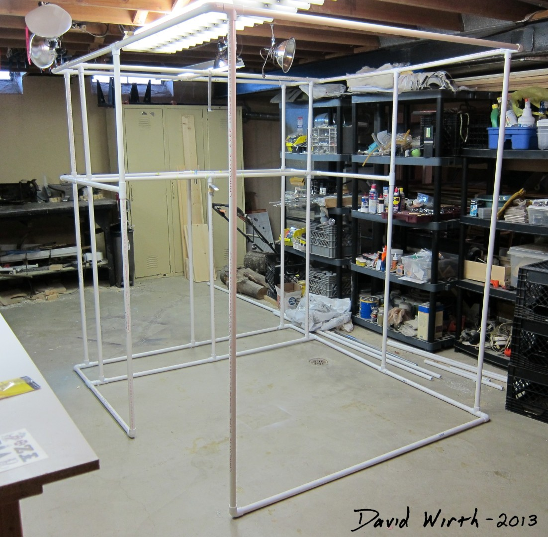 Diy homemade photo booth for Pvc pipe dressing room