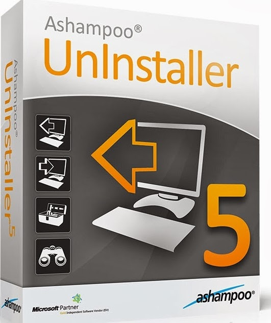 ashampoo uninstaller 5 20214 download