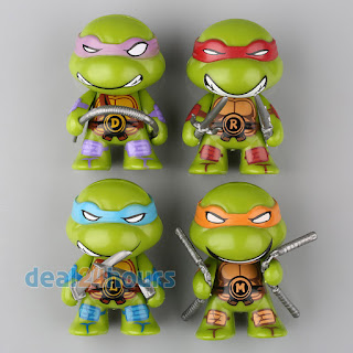 Jual Figure Teenage Mutant Ninja Turtles Chibi