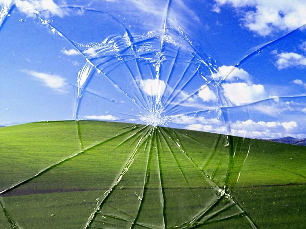 And new window will open with a full size view 640 x 480 - Broken Desktop Hd Acer Wallpapers Top Quality Acer