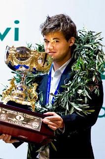 Échecs : qui défiera Carlsen pour le titre ? © site officiel