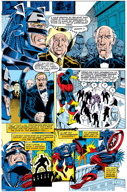 Captain America (1968) Issue #442 #396 - English 15