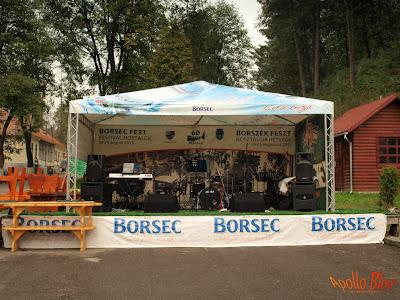 Scena Concert la Borsec