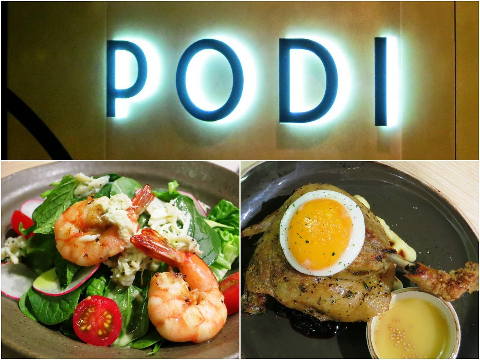 Podi A New All Day Breakfast Grill Restaurant At Raffles City Ping Centre