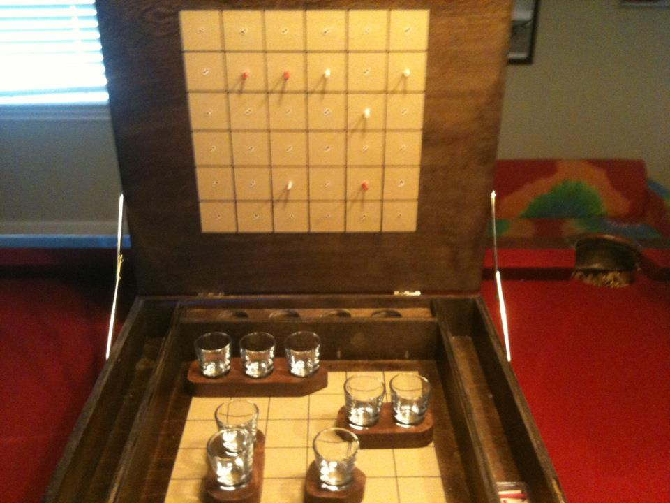 Life behind bars battleshots the drinking game for Food bar drinking game