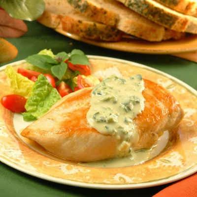 Pollo en Salsa de Kion y Ron