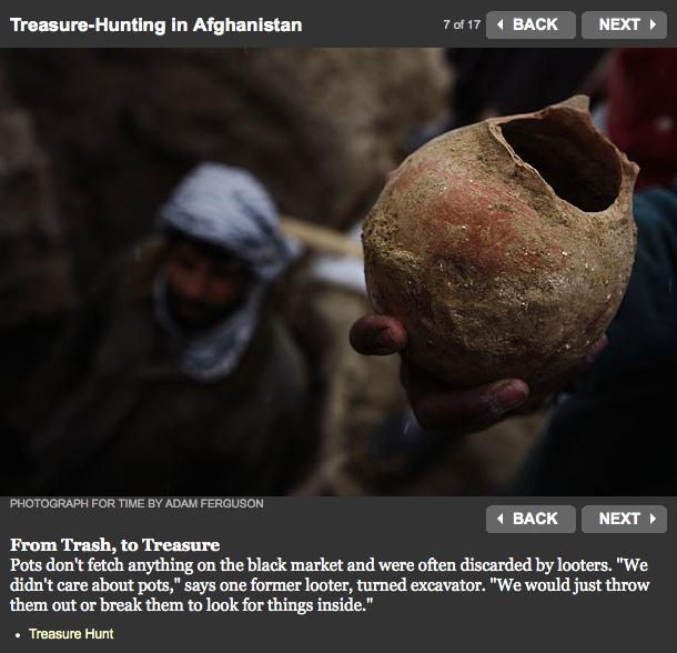 Essay on hunting for treasure