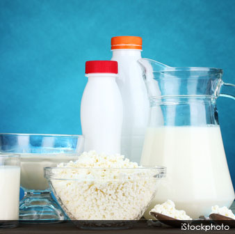 Milk and Dairy Products Laced with rBGH - 10 American Foods that are Banned in Other Countries